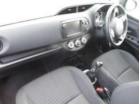 2016 Toyota Yaris 1.33 Vvt Design 5dr Hatch 5 door Hatchback