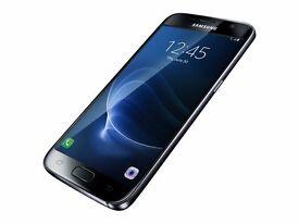 Samsung Galaxy S7, Onyx Black, 32gb, brand new in box, still sealed.