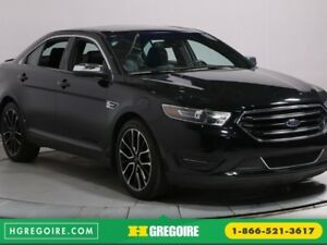 2017 Ford Taurus LIMITED NAVIGATION BLUETOOTH CAMERA RECUL CUIR