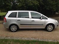 VAUXHALL ZAFIRA 1.8 AUTO ONLY DONE 67K 1 YEARS MOT DRIVES LOVELY