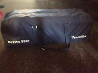 Travel cot need gone asap