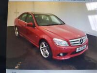 11 2011 Mercedes-Benz C180 Kompressor 1.8 AMG SPORT 156bhp BlueEFFICIENCY Auto