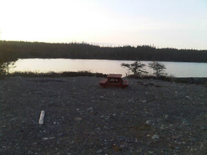 One acre surrounded by two ponds of Brazils Gullies St. John's Newfoundland image 2