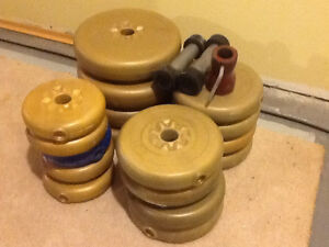 Weights for sale. MUST sell!
