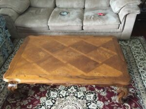 Coffee Table  4 Pieces  set