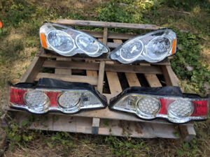 2004 ACURA RSX TYPE S PART OUT