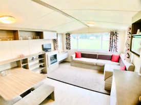 3 Bedroom 6 Berth Holiday Home With 18 Year Pitch at Sun Valley Holida