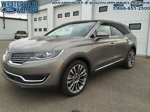 2016 Lincoln MKX Reserve   - Low Mileage