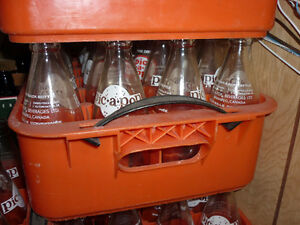 Cases of Pic-a-Pop Bottles