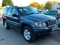 Jeep Grand Cherokee 2.7 CRD auto Limited [2004-04]