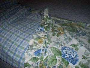 Duvet Cover & Bedskirt