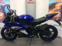 YAMAHA YZF R6 1200 MILEAGE 16 PLATE DELIVERY ARRANGED P/X WELCOME