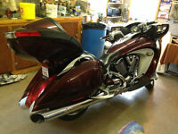 SOLD. 2008 Victory Vision Tour