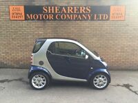 + STUNNING SMART CAR ONLY 68 K AND 1 YEAR MOT £1490 +