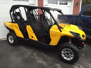 """2015 Can Am Commander Max 1000  """"Like New"""""""
