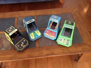 Vintage coleco table top arcade video games, trade maybe ? Peterborough Peterborough Area image 2