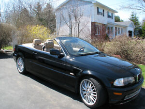 2002 BMW 330CI CONVERTIBLE FOR SALE