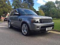 2012 Land Rover Range Rover Sport 3.0 SDV6 HSE 5dr Auto 5 door Estate
