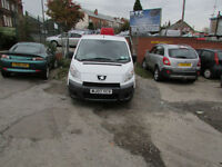Peugeot Expert 1.6HDi 90 L1 H1 ( 2.86t )- FSH/MOT READY TO DRIVE OFF TODAY