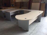 Reception desk / workstation