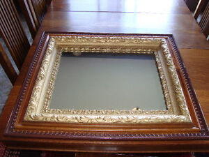 VINTAGE EARLY 1900'S PARLOR MIRROR