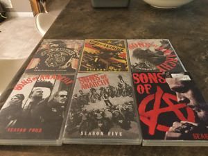 Sons of anarchy 6 full seasons