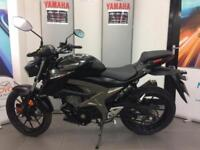 SUZUKI GSXS125 ONLY 665 MILES LEARNER LEGAL 1 OWNER IMMACULATE
