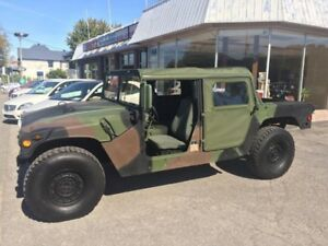 1987 HUMMER H1   VERSION MILITAIRE