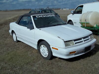 1992 Dodge Other Convertible