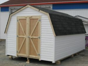 SHED (8X12)