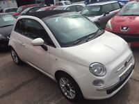 Fiat 500 c convertible 2012 cheap
