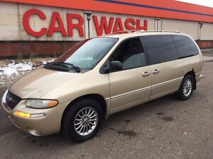 2000 Chrysler Town & Country Limited, New Tires, Starter $1,900