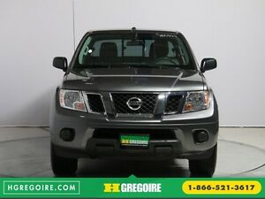 2016 Nissan Frontier SV 4WD AUTO A/C GR ELECT BLUETOOTH