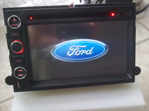 ford mercury and lincoln oem fit gps bluetooth dvd