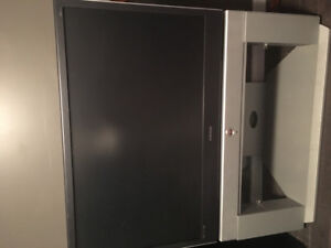 """50"""" DLP TV with stand"""