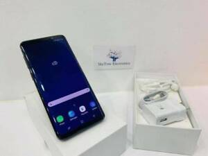 Galaxy S9 Plus 64GB Black / Purple Warranty Tax Inv Unlocked Surfers Paradise Gold Coast City Preview