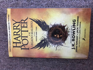 Harry Potter and the Cursed Child - Spanish