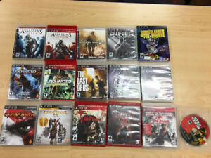 $5 per PS3 game or make Trade for other ps3 games