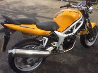 Suzuki sv650.. sell or swap? £1200 ono