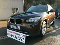 2011 11 BMW X1 2.0 XDRIVE18D SE 5D 141 BHP**STUNNING**FULL HISTORY** DIESEL