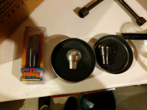 Assorted shift knobs