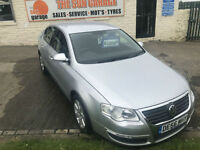 56 VW PASSAT 2.0 TDI SE FSH FULL MOT VERY CLEAN WELL LOOKED AFTER CAR
