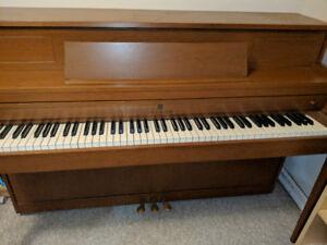 Lesage Piano in good condition for sale
