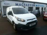 2018 Ford Transit Connect 1.5 200 P/V 0d 74 BHP Diesel Manual