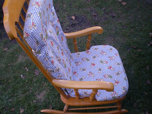 Rocking Chair must go