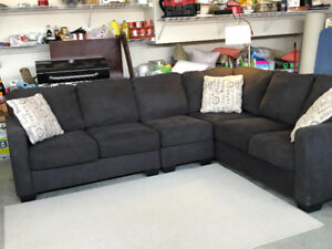 Brand New Dufresne Sectional Couch