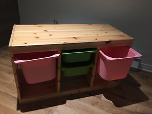 3 meubles IKEA