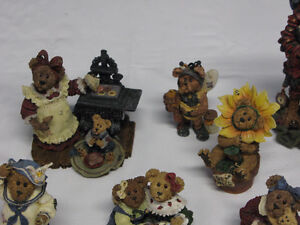 figurines oursons de collection ''Boyds bear and friends'' West Island Greater Montréal image 3