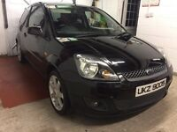 Ford Fiesta 3dr Blue edition Passed MOT an ready to go