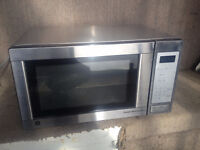 GE Micro-onde Inoxidable / Microwave stainless steel